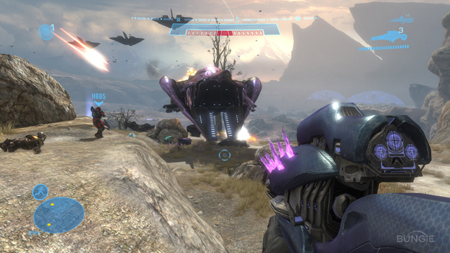 Multiplayer Halo: Reach