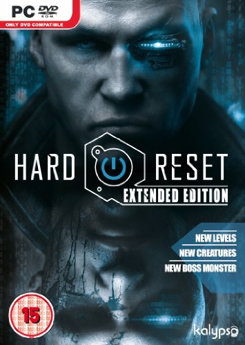 Fight the machines in our review of Hard Reset: Extended Edition