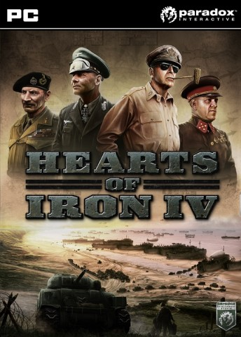 First Hearts of Iron IV screenshot released