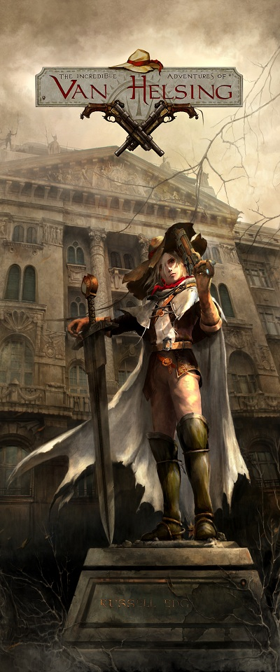 Watch the Incredible Adventures of Van Helsing E3 teaser trailer
