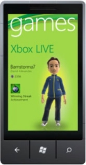 Xbox Live on Windows Phone 7