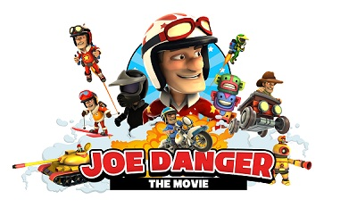 Welcome in Halloween with the Joe Danger: Undead Movie Pack!