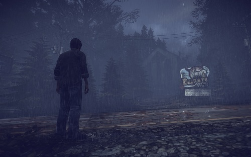 Featured image of post Silent Hill is looking pretty impressive in Downpour