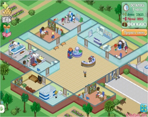 Play some sim hospital thanks to i jet media for Business simulator