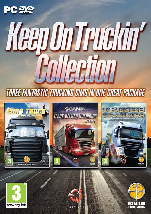 You're going to want to Keep On Truckin in this simulator Collection!