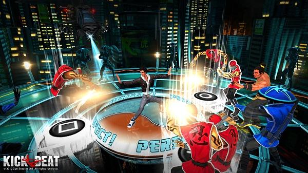 E3 2012: KickBeat preview