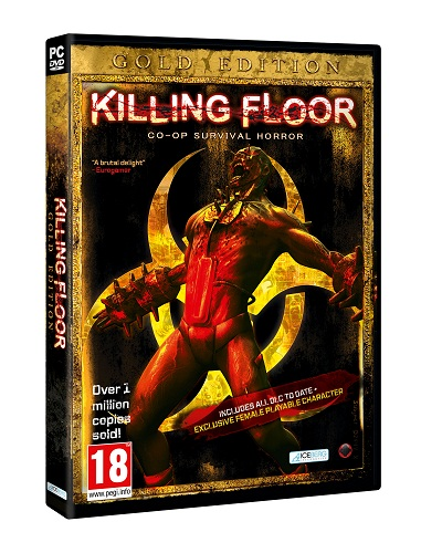 Killing Floor Gold Edition coming to celebrate 1 million copies sold