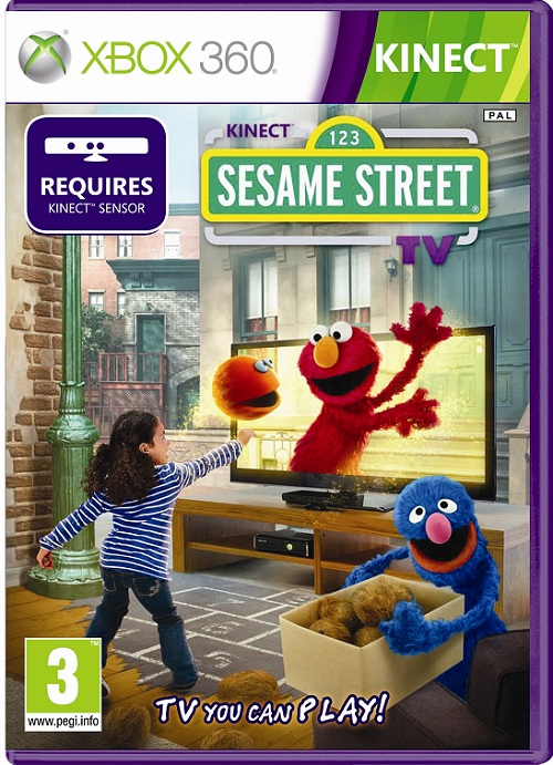 Sesame Street is invading the Xbox 360 this September