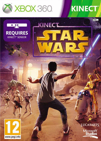 Feel the force in our review of Kinect Star Wars