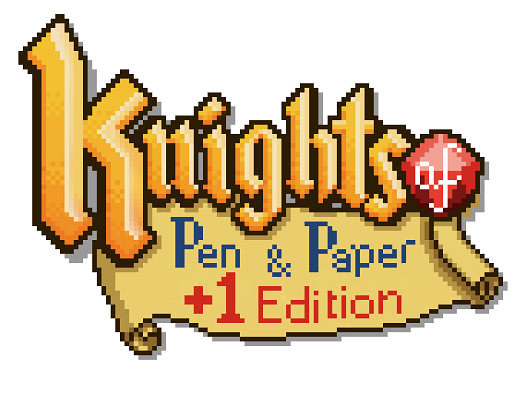 Get ready to join the party in Knights of Pen and Paper +1 Edition out now!
