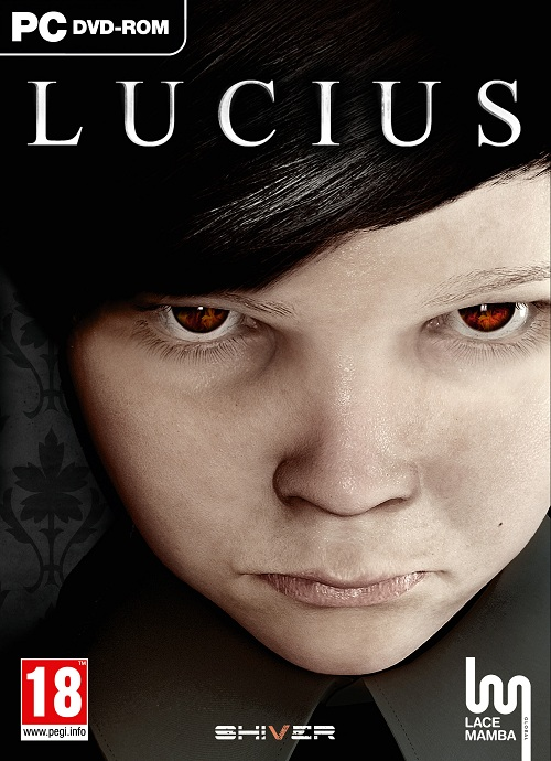 Lucius is just round the corner... hide!