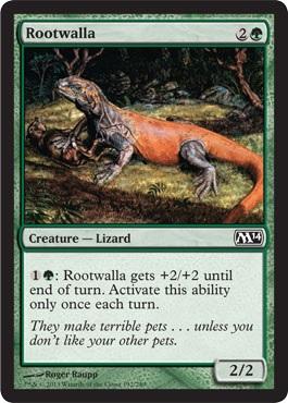 Rootwalla card