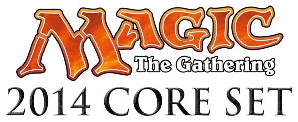 Magic 2014 Core Set logo