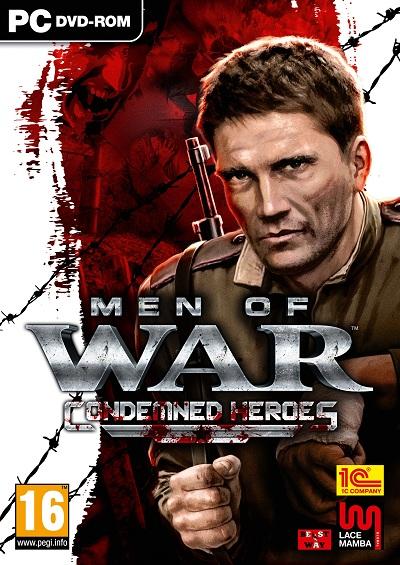 اللعبه الاستراتيجيه Men War Condemned Heroes 2012