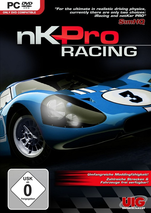 Featured image of post Could the face of racing simulation change in our review of NKPro Racing version 1.3