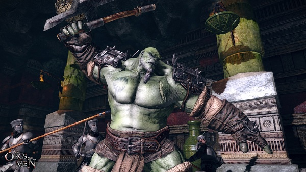 New screenshots released for Of Orcs and Men