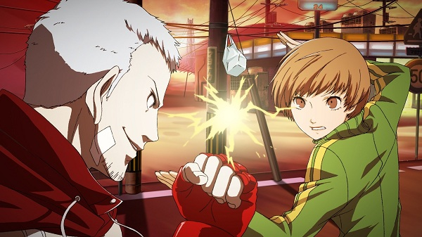 Persona 4 Arena is coming out in Europe!