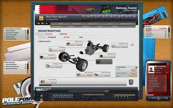 Pole Position 2012 coming April