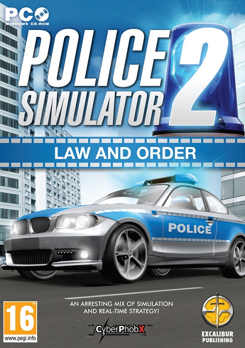 Keep crime down in our review of Police Simulator 2
