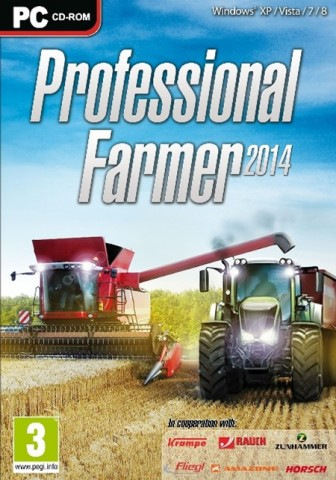 Are you a Professional Farmer, well you could be in Professional Farmer 2014!