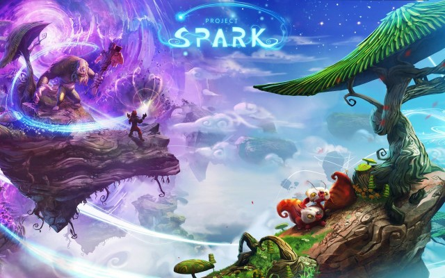 The Project Spark beta program begins today