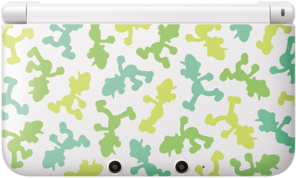 Nintendo have announced two more 3DS XL variants