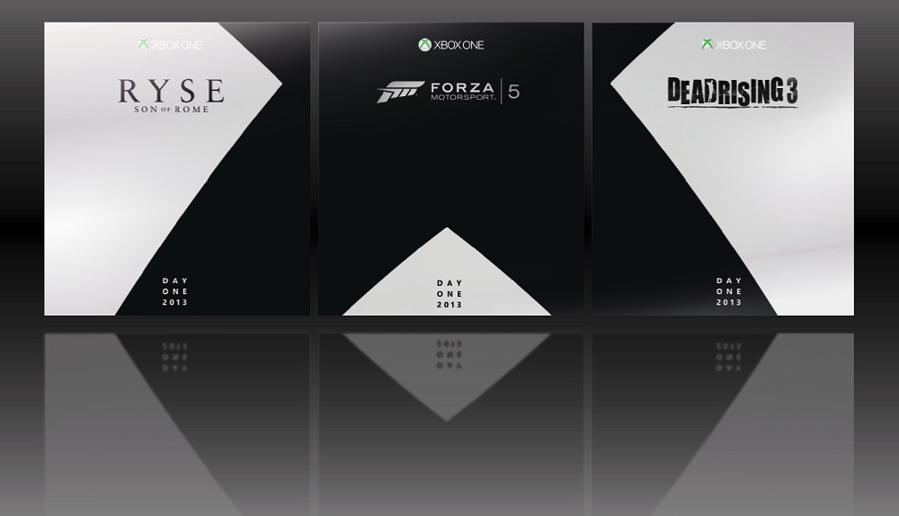 Xbox One Day One Edition these Day One editions