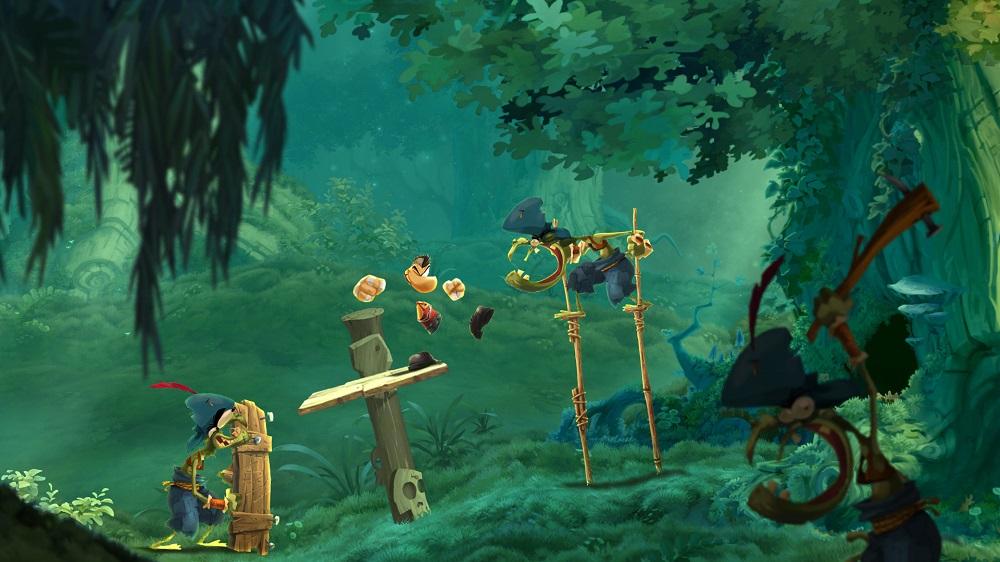 Rayman Legends Vaas