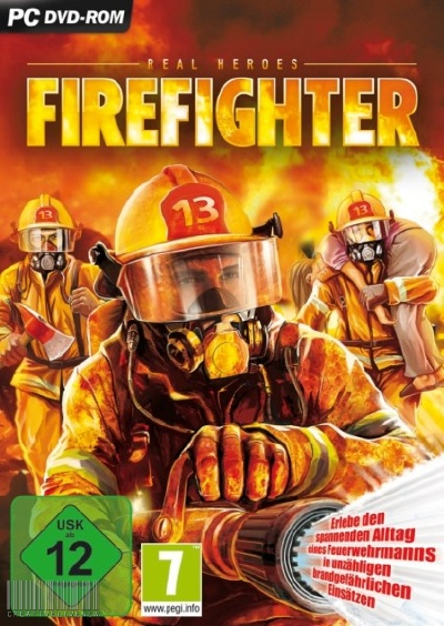 Some fun and simple fire-fighting antics in our review of Real Heroes: Fire-fighter