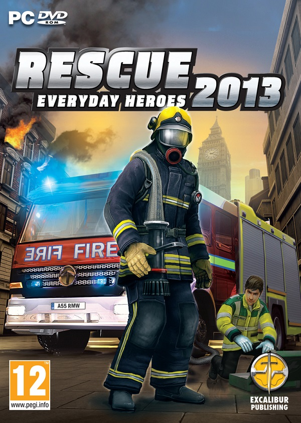 Become an Everyday Hero in our review of Rescue 2013