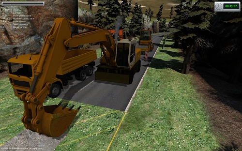Игру Road Works Simulator
