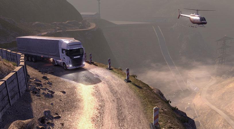 Driver In The World In Our Review Of Scania Truck Driving Simulator