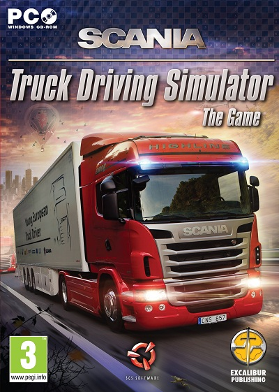 Get a little Swedish with Scania Truck Driving Simulator