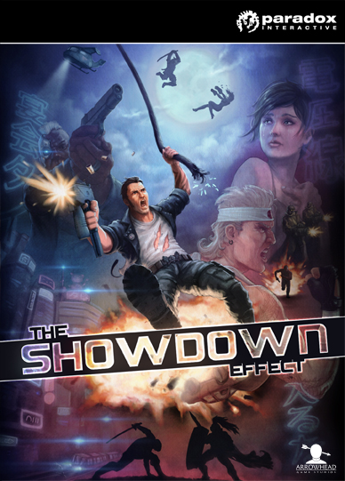 The Showdown Effect preview: You'll have a blast!