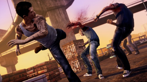 MCM Expo 2012: Sleeping Dogs preview