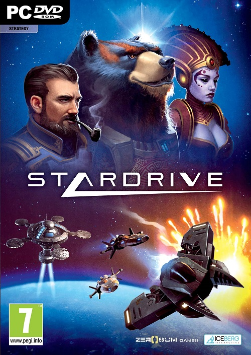 Featured image of post Build the best darn fleet in the 'verse in our review of Stardrive