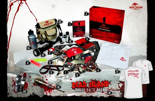 Check Out These Dead Island Collector S Editions
