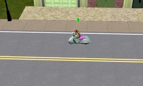 Sims 3 Fast Lane Stuff