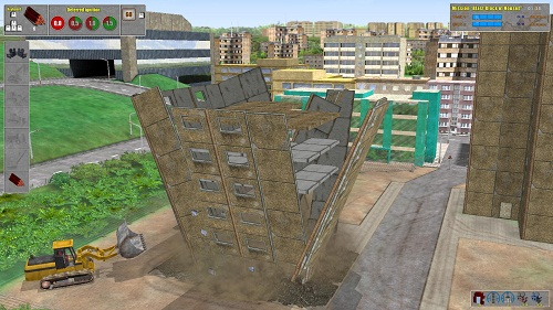 Demolition Simulator screenshot