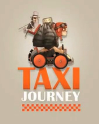 You could embark on an imaginative Taxi Journey with Lexis Numérique