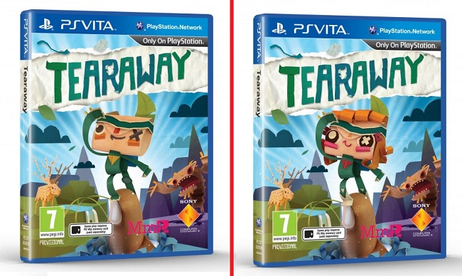 Tearaway's release date has been announced