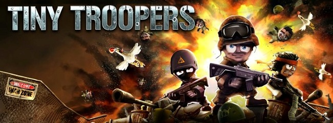 Featured image of post Tiny Troopers review: A small soldier in a big world