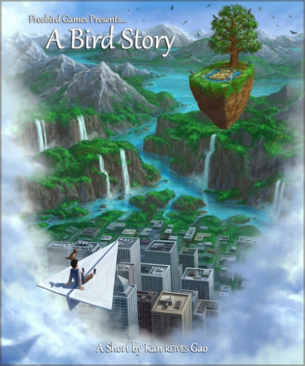 Get ready for A Bird Story