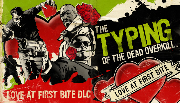 Experience Love at First Bite in Typing of the Dead