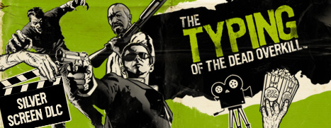 Typing of the Dead takes to the Silver screen!