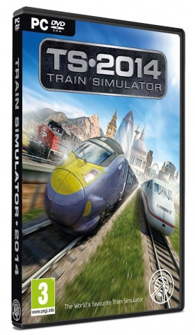 Make way for Train Simulator 2014