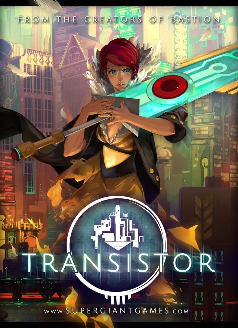 Announcing Transistor