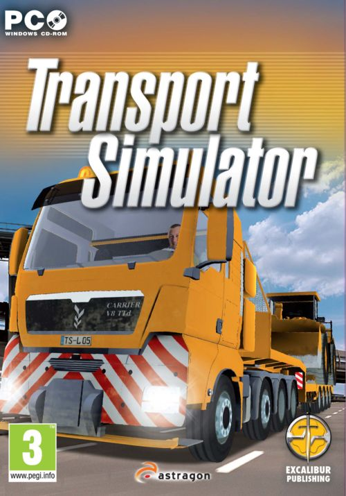 Wind, rain or shine we'll deliver in our review of Transport Simulator