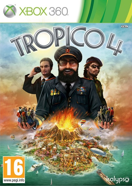 Tropico 4 coming to Xbox 360 Games on Demand