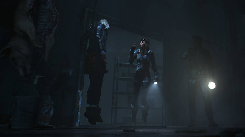 Until Dawn has more than a few jump scares up its sleeve